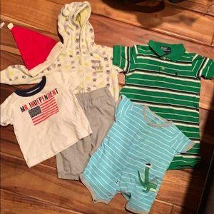 9 Month Boy's Bundle